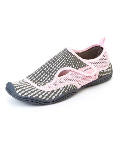 Look what I found on #zulily! Gray & Petal Mermaid Water Shoe by J Sport #zulilyfinds