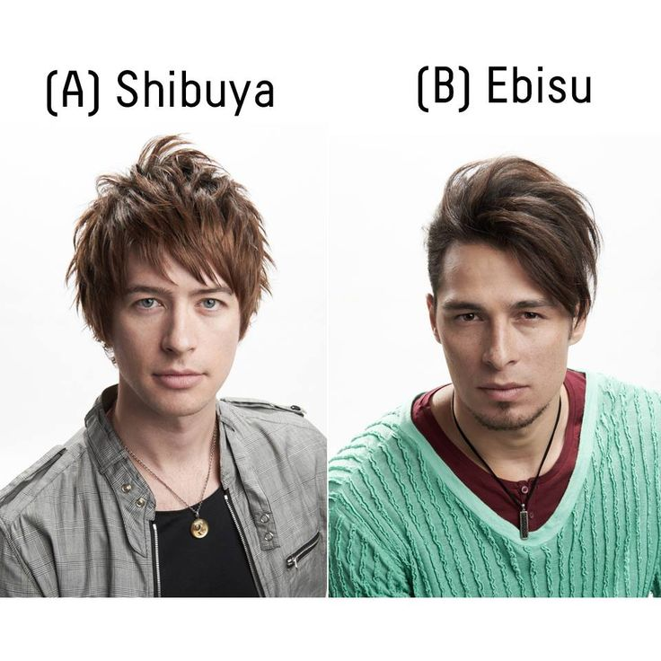 2nd Round hair battles! Which hairstyle do you prefer? A or B?