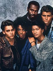 21 Jump street... the beginning of my love for all things Depp...