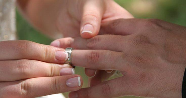 Como criar os votos para a cerimônia de casamento. Os votos em sua cerimônia de casamento são uma das coisas mais importantes do casamento. As palavras ditas durante a cerimônia devem simbolizar e descrever sua relação e devem ser apropriadas para o tipo de casamento que você quer. Há muitas maneiras de fazer um roteiro para sua cerimônia de casamento. A mais importante é incluir os elementos que ...