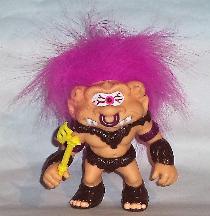 Troll-Clops, Battle Trolls, Hasbro 1992.