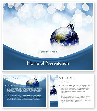 The 25+ best Christmas powerpoint template ideas on Pinterest - it powerpoint template