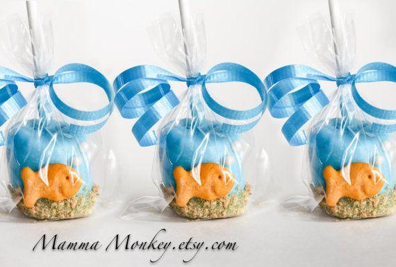 Goldfish Party Favors
