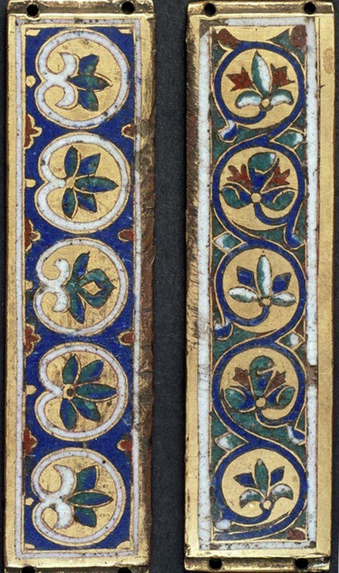 ВИЗАНТИЯ В КАРТИНКАХ - Византийские орнаменты с сайта http://www.ruicon.ru/