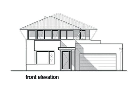 21 best Modern house plans images on Pinterest Arbors - cout extension maison 20m2