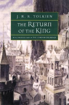 The Lord of the Rings III: The Return of the King by J.R.R. Tolkien (1955) | As the Shadow of Mordor grows across the land, the Companions of the Ring have become involved in separate adventures