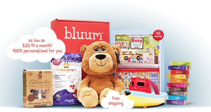 kids subscription box - It's been a while since I have shared about Bluum subscription box for kids so I wanted to share them again.  This really is a cute box!  Go see!