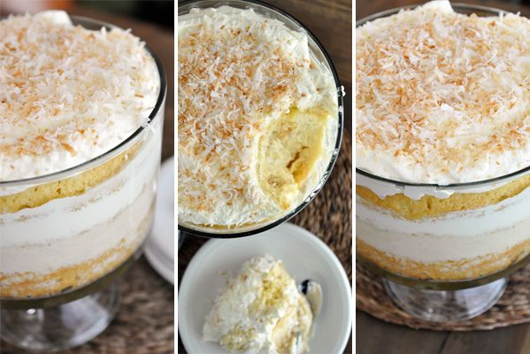 This might be one of the most stunning desserts to ever come out of my kitchen. I mean look at it. Layers of tender white coconut cake infused with a silky tres leches mixture, rich and creamy coco…