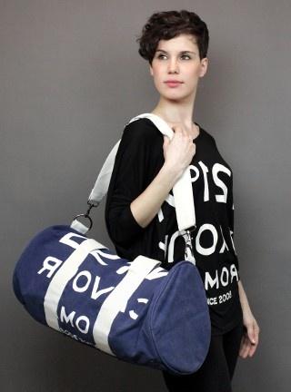 "5Preview ""NEW CAVOUR"" Sport Bag"