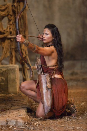Katrina Law in Spartacus: Blood and Sand (2010)