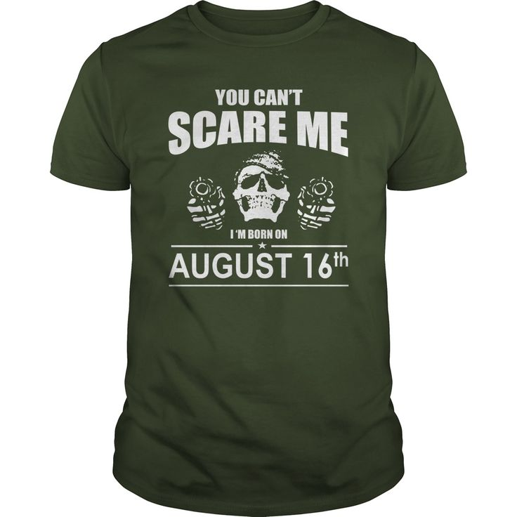 August 16 shirts you cant scare me i was born August 16 tshirts born August 16 birthday August 16 tshirts guys ladies tees Hoodie Sweat Vneck Shirt for birthday #gift #ideas #Popular #Everything #Videos #Shop #Animals #pets #Architecture #Art #Cars #motorcycles #Celebrities #DIY #crafts #Design #Education #Entertainment #Food #drink #Gardening #Geek #Hair #beauty #Health #fitness #History #Holidays #events #Home decor #Humor #Illustrations #posters #Kids #parenting #Men #Outdoors…