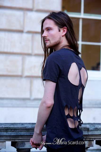 Longest hair in the world male 2013