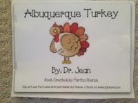 "Dr. Jean's ""Albuquerque Turkey"" & book to accompany song"