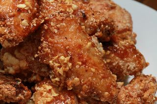 Vietnamese Soul Food: Fried Chicken Wings with Fish Sauce-Canh Ga Chien Nuoc Mam