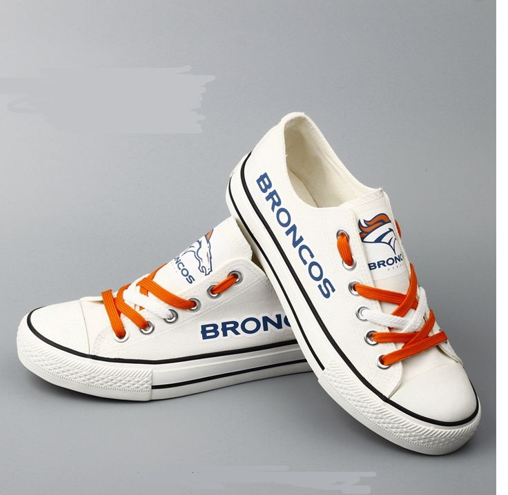 Denver Broncos Super Bowl Casual Shoes