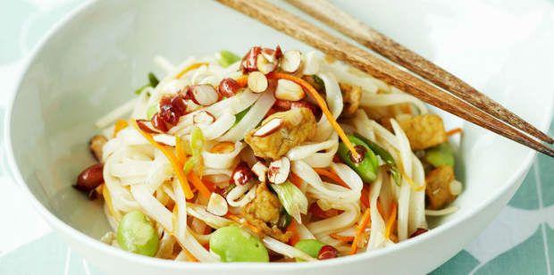 Nos recettes pour le Nouvel an chinois