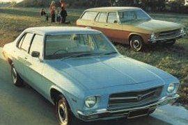 Holden HQ Kingswood - sedan & wagon