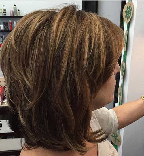 nice 25+ Latest Short Layered Bob Haircuts | Bob Hairstyles 2015 - Short Hairstyles for Women