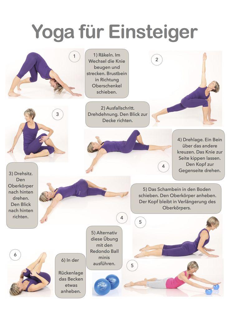Yoga für ein entspanntes Wochenende