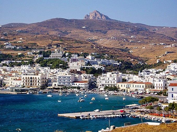 Tinos Island                 Greece