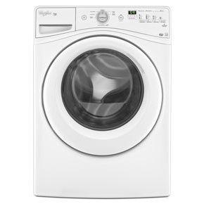 Laveuse à chargement frontal Duet® Whirlpool® 4,7 pi cu avec programme de lavage à l'eau froide