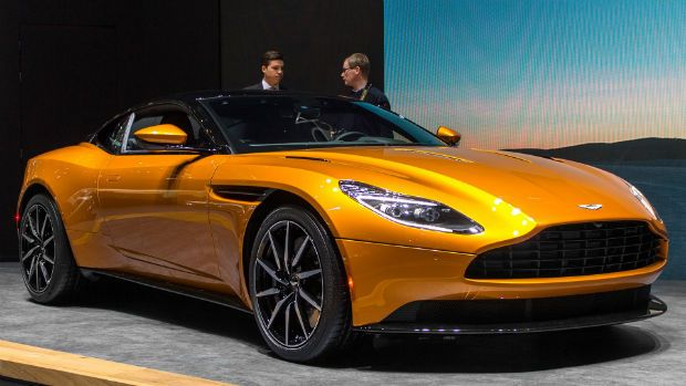 2017 Aston Martin DB11 is a British Grand Tour Bike Coupe by Aston Martin since 2016. Aston Martin DB11 debuted at the Geneva Motor Show in March 2016, as a substitute for Aston Martin DB9. Aston Martin DB11 is the first model in the plan's second century 'Aston Martin and launched...  http://www.topcarmag.com/2017-aston-martin-db11.html