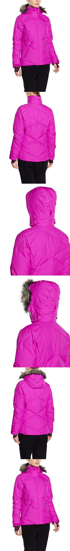 Columbia Sportswear Women's Lay D Down Jacket, Bright Plum Dobby, Medium