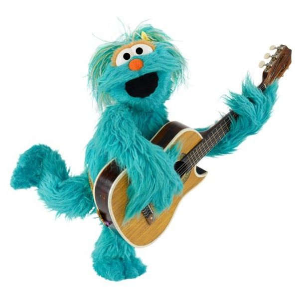 Clementine, Dexter, Horatio - who knew Muppets had such great names!?