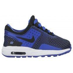 390924f5f3cfea Nike air max zero-boys  toddler-running-shoes-black paramount blue ...