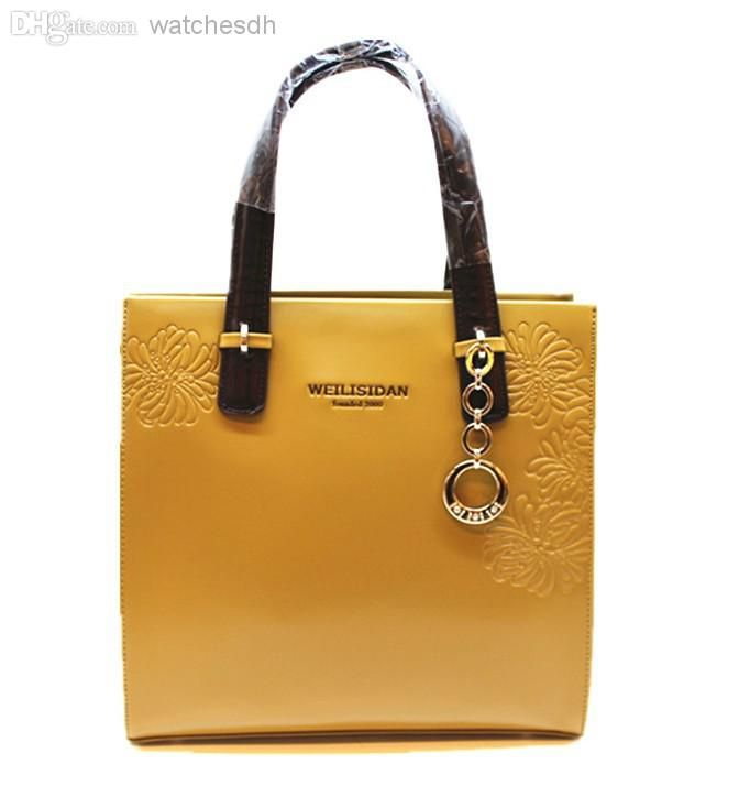 95de75a0e984d WEILISIDAN Women Handbag Tote Handle Bags Women Designer Fashion PU Leather  Luxury High Quality Famale Bags Are Leather