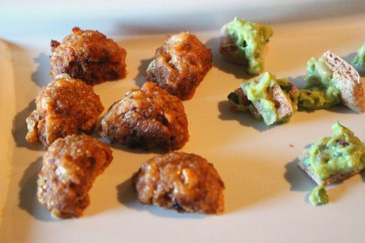 Turkey Meatballs & Guac | Nolan | Pinterest | Turkey Meatballs, Turkey ...