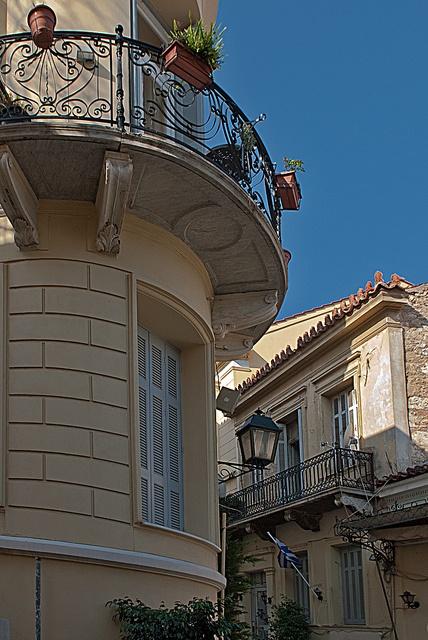 GREECE CHANNEL | Plaka, Athens / by Thanassis Fournarakos via Flickr