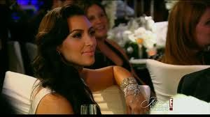 first look at kim kardashian wedding www.whatboutique.com