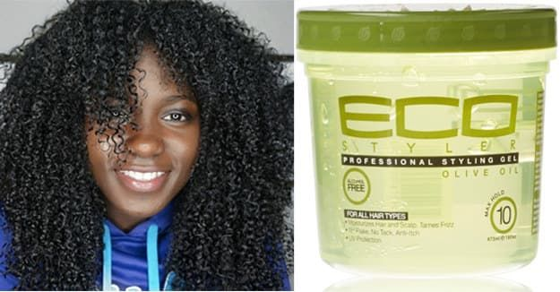 17 Amazing Products That Actually Worked For These People With Curly Hair Natural Hair Gel Curly Hair Styles Curly Hair Styles Naturally