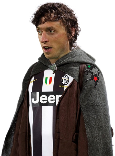 Giaccherini, as Frodo in Lord of the Rings. #LoTR