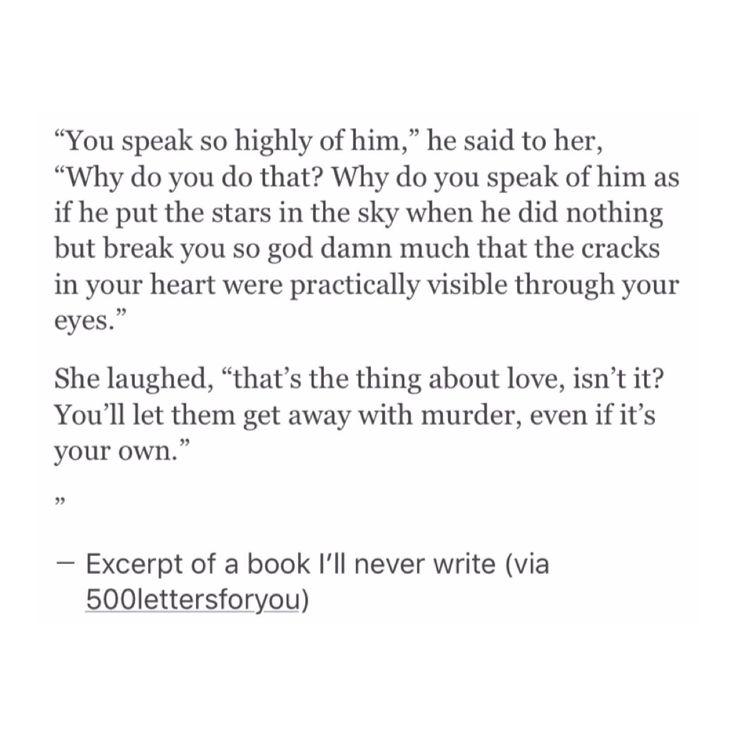 Excerpt Of Myself on