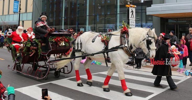 Santa Claus Parade 2017 - downtown St. Catharines - mosaicedition.ca-ea