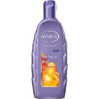 Andrélon Shampoo perfecte krul  Speciaal voor krullend haar is de Perfecte Krul haarverzorgings- en stylingslijn ontwikkeld. De producten geven je krullen langdurige veerkracht en gaan pluizen tegen. Ze brengen je krullen terug in je haar en accentueren je krullen zonder het haar hard te maken. Het resultaat is een perfecte bos, handelbare krullen.  €2,72