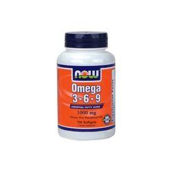 Now Omega 3-6-9 1000mg, 100softgels