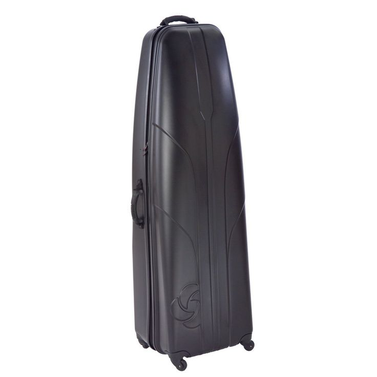 "Samsonite Golf Hard-Sided Travel Cover Case, Black.  Travel the world worry-free with the Samsonite Hard-Sided Golf Travel Case. This lightweight hard-sided travel case boasts a durable, solid ABS Shell which shields your golf bag and clubs from the wear-and-tear of air travel. Measuring 54"" L x 12"" H x 16"" W, this travel case can... Read the rest of this entry » http://golfclubsz.com/samsonite-golf-hard-sided-travel-cover-case-black/ #211914601, #6850Black"
