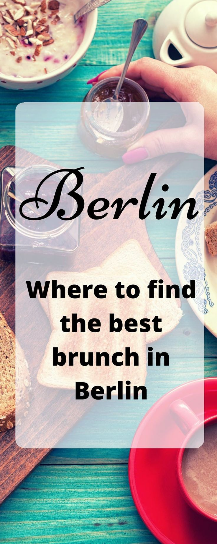 The Best Brunch Berlin Has To Offer