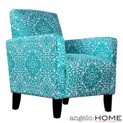 Teal accent chair (courtesy of @Libradawmu )Turquoise Blue, Colors, Turquoise Chairs, Living Room, Master Bedrooms, House, Armchairs, Accent Chairs