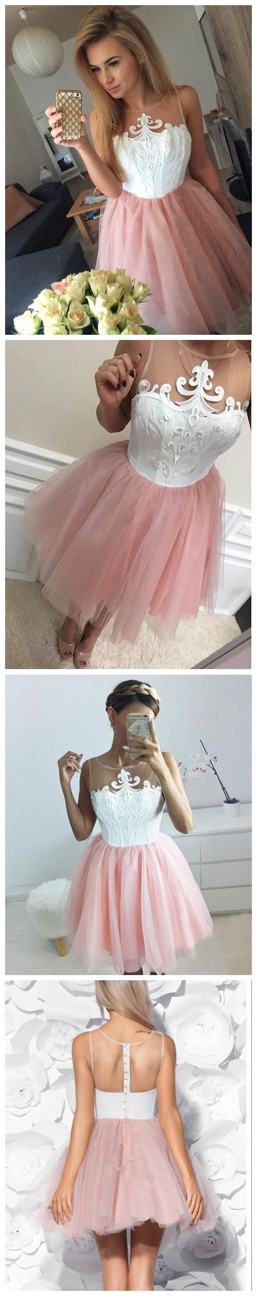 CHARMING HOMECOMING DRESS,NEW ARRIVAL Pink A-LINE HOMECOMING DRESS SHORT/MINI PROM DRSESS JUNIORS HOMECOMING DRESSES CUSTOM MADE FORMAL DRESS PROM GOWNS