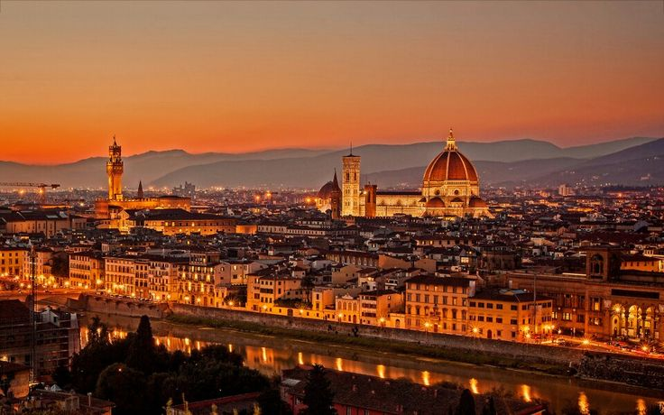 Follow in Robert Langdon's footsteps in florance