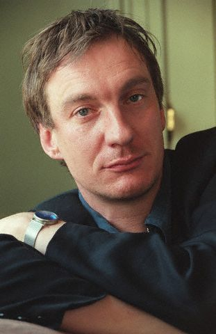 David Thewlis....aka professor Lupin for those who need to brush up on their knowledge of the Harry Potter cast..