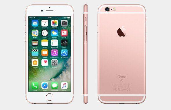 Smartphone De 4 7 128 Gb Iphone Iphone 6s Specs Iphone 6s Screen Repair