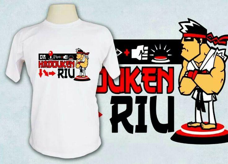Camiseta Radouken