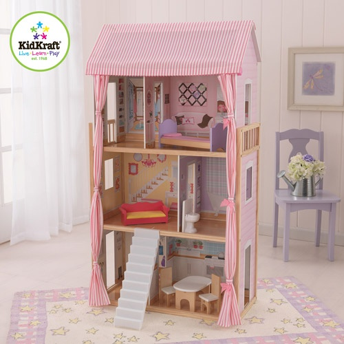 KidKraft Play Wonder Seaside Dollhouse $55 walmart