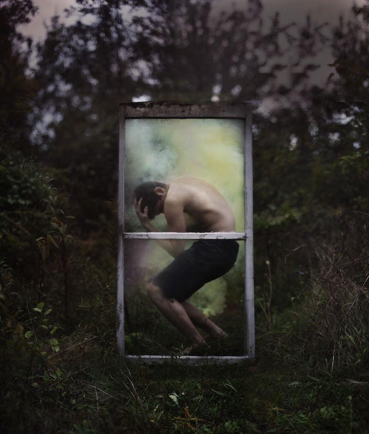 Self-Portraits by Ben Zank