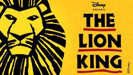 The Lion King @ the Edinburgh Playhouse